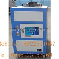 供应东莞风冷式冷水机配套挤塑机使用