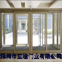 办公楼门 电动平移门 银行安全性好平移门