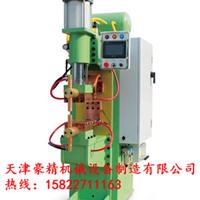 豪精中频逆变点焊机的质量以及焊接原理