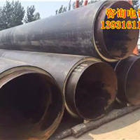 DN250聚氨酯预制直埋保温管市场发展