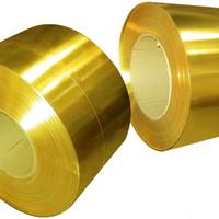 厂家现货供应H65黄铜带H70黄铜带低价优质