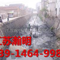 沈阳市水下清理公司水下清理施工方法