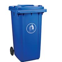 供应贵港小区塑料垃圾桶厂家直销