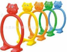 供应云南,昆明幼儿园玩具  小熊钻圈