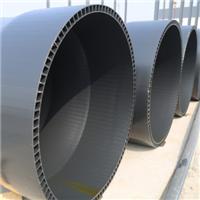 PVC-U双层轴向中空管