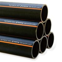 供应新料PE管燃气管型号齐全、提供安装培训