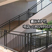 供应五金锌钢楼梯扶手护栏广东锌钢楼梯扶手