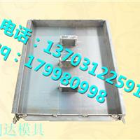 水泥构件盖板钢模具 高铁盖板钢模具