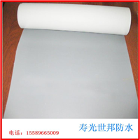 供应优质高分子聚氯乙烯PVC防水卷材