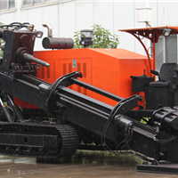 供应45/90吨南宁非开挖顶管水平定向钻机