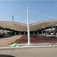 膜结构车棚 南京膜结构停车棚