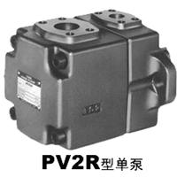 代理正品PV2R1-14-L-RAA-4222油研柱塞泵