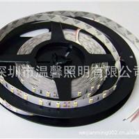 供应LED5630柔性软灯条60灯12V超亮