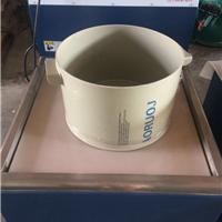 供应无锡铝合金片散热器去毛刺磁力抛光机|