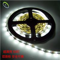 供应LED光带3014灯带60灯12V软灯条 高亮