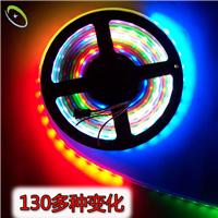供应LED5050内置IC2812 幻彩灯条高亮