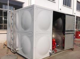 润平装配式不锈钢水箱    BDF不锈钢水箱
