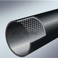 西安现货供应钢丝网骨架(聚乙烯)复合管