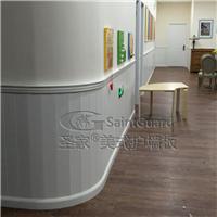欧式护墙板墙裙保护幼儿园内墙板免漆零甲醛