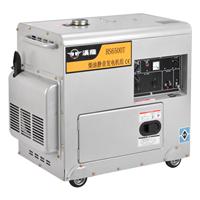柴油5KW单相静音发电机报价