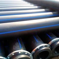 西安现货供给水用PE管材