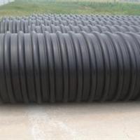 陕西供应钢带增强聚乙烯(PE)螺旋波纹管