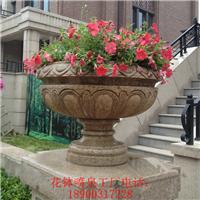 别墅花钵 广场花钵 小区景观花盆生产厂家