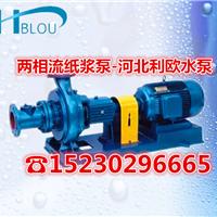 两相流纸浆泵150LXLZ240-14泥浆渣浆泵