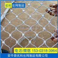 供应室内装饰用不锈钢丝绳网