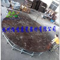 供应钢铁舞台 钢铁雷亚架舞台 高度可调节
