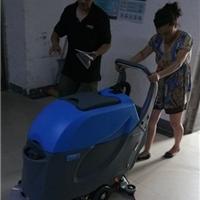 供应河南物业保洁家政使用手推式刷地机出租