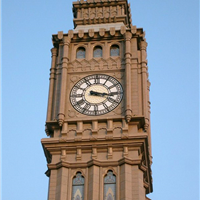 供应康巴丝户外防水钟露天大钟正常使用50年