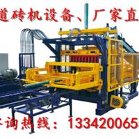 供应20联面包砖制砖机彩砖机DDJX-QT5-20A型