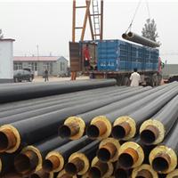 西藏钢套钢埋地保温管厂家