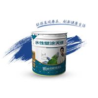 蓝天豚硅藻泥,水性硅藻泥,壁涂天使