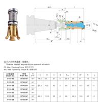 丸荣OTT拉爪 BT30/40/50 CAT40/50 DIN40/50