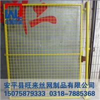 铁丝网围墙 工厂栅栏 厂区道路护栏
