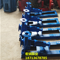 供应离心式导热油泵-宏润泵业RY100-65-200B
