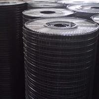 供应厂家直销黑丝电焊网