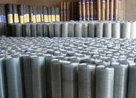 供应厂家直销冷镀锌电焊网