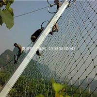 边坡防护网sns柔性防护,柔性菱形钢丝绳网