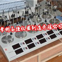 供应数显恒温十工位磁力搅拌器HJ-10A工厂