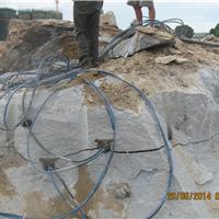 新型青石开采设备替代爆破优秀矿山开采机械