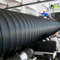 供应PE钢带增强管,垃圾填埋场污水收集管
