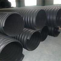 【长期生产】南水北调工程指定的PE排污管、钢带管
