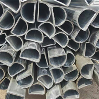 D形管―镀锌D形管―D形管生产厂家