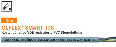 供应LAPP-SMART 108拖链电缆
