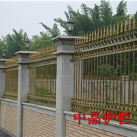 滁州热镀锌围墙护栏专业生产厂家