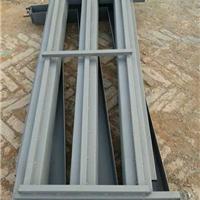 高铁栅栏钢模具