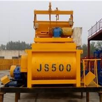 供应郑州鑫璐通JS500混凝土搅拌机